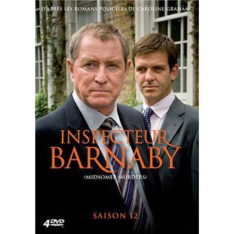 Inspecteur Barnaby - Coffret intégral de la Saison 12 - DVD Zone 2 - Achat & prix | fnac