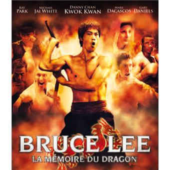 Bruce Lee La mémoire du dragon Blu-ray