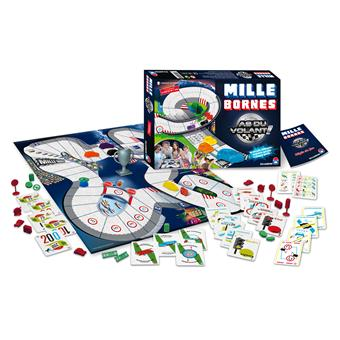 dujardin mille bornes as du volant autre jeu de soci t achat prix fnac. Black Bedroom Furniture Sets. Home Design Ideas