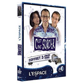 C 39 est pas sorcier l 39 espace coffret 3 dvd coffret dvd - C est pas sorcier le port de rotterdam ...