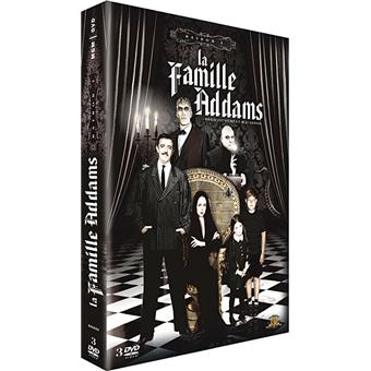 La Famille AddamsLa Famille Addams - Coffret intégral de la Saison 1