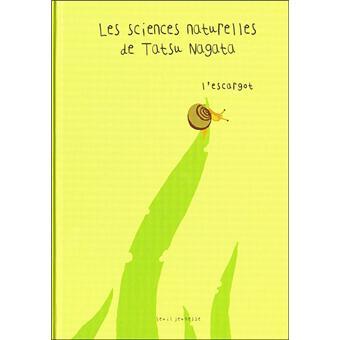 Les sciences naturelles de Tatsu NagataL'escargot