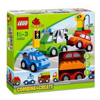 Cirque Le Transport Ville Duplo® Du Lego® 10550 H9WEDY2I