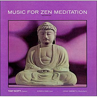 Music for zen meditation  (imp)