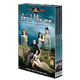 Dead like meDead like me - Coffret intégral de la Saison 2