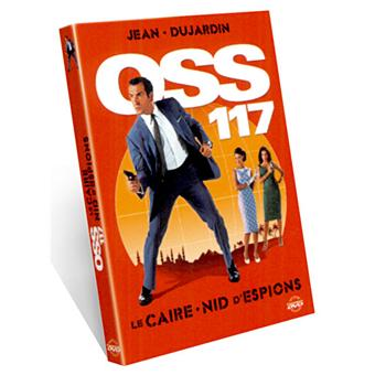 OSS 117 Le Caire, nid d'espions DVD