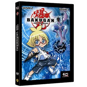 BakuganBakugan - Spieler des Schicksals - Seizoen 2 Deel 1 / Seizoen 1 Deel 4
