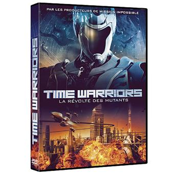 TIME WARRIORS-LA REVOLTE DES MUTANTS-VF