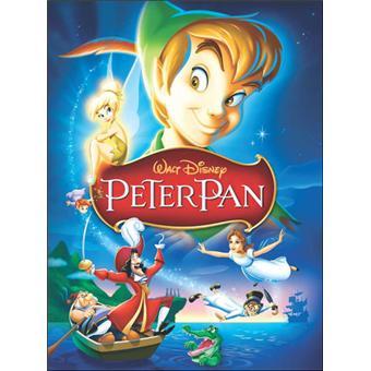 Peter Pan Disney Cinema L Histoire Du Film