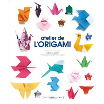 Origami Plus De 20 Pliages De Base