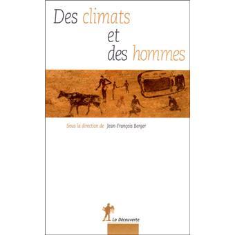 Des climats et des hommes