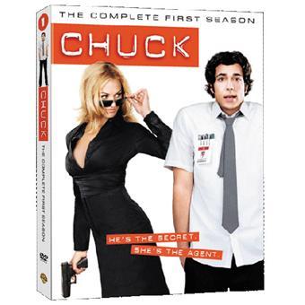 ChuckChuck - Coffret intégral de la Saison 1