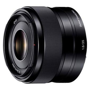 Sony SEL35F18 - lens - 35 mm