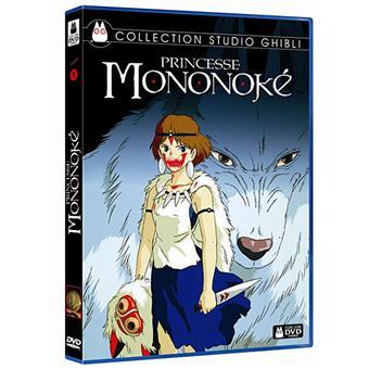 Princesse Mononoke Dvd Hayao Miyazaki Dvd Zone 2 Achat Prix