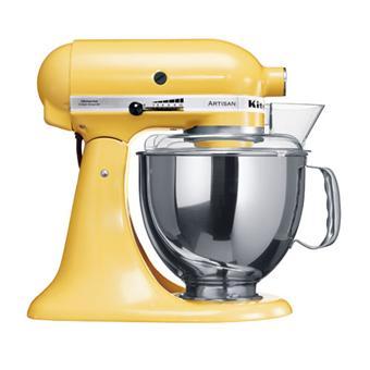 KitchenAid Artisan® 5KSM150PSMY Robot Patissier - Jaune