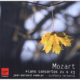 Concertos pour piano N°21 et N°23