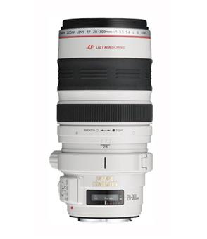 Canon EF zoomlens - 28 mm - 300 mm