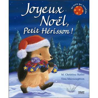 joyeux noel petit herisson Petit Hérisson   Joyeux Noël   Petit Hérisson !   Mim, M  joyeux noel petit herisson