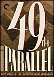 Le 49ème Parallèle - Edition Criterion - DVD Zone 1
