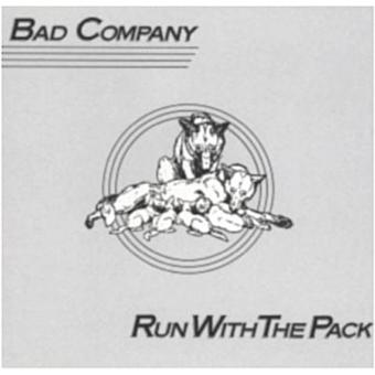 Run with The Pack - CD