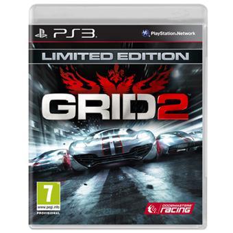GRID 2 PS3 PS3