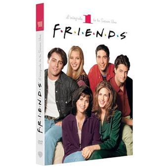 FriendsFriends - Coffret intégral de la Saison 1