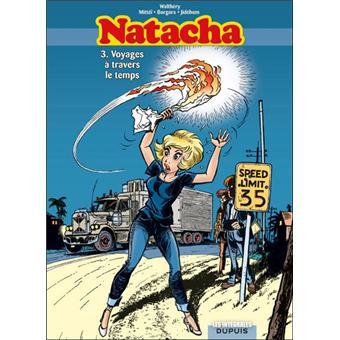 NatachaVoyages à travers le temps
