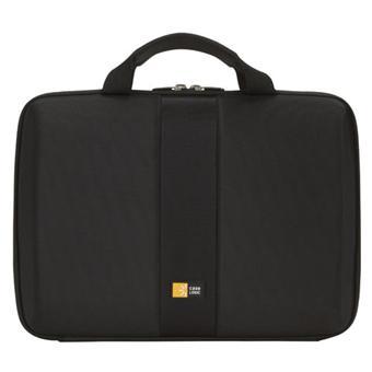 """Case Logic - Sacoche semi-rigide pour ordinateur portable 11,6"""" Noire - Modèle QNS-111K"""