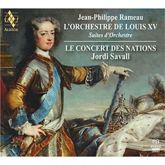 Orchestre de Louis XV