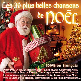 Les Plus Belles Chansons De Noel Les 30 plus belles chansons de Noël   Joyeux Enfants De Noel   CD