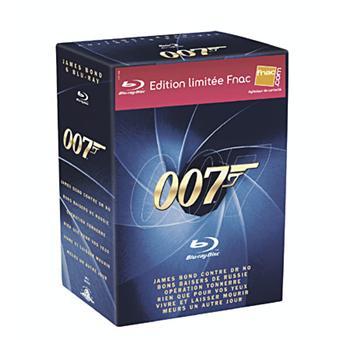 James BondCoffret 6 films - Edition Spéciale Fnac - Blu-Ray