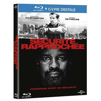 Sécurité rapprochée - Blu-Ray