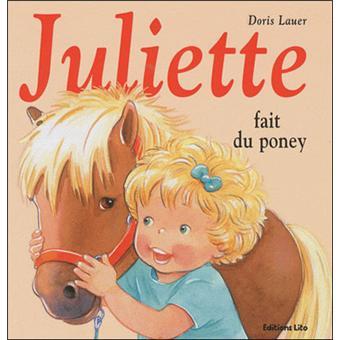 JulietteJuliette fait du poney