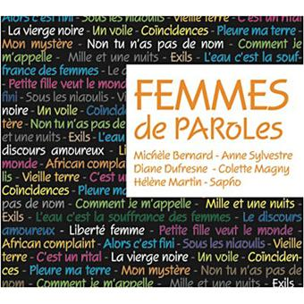 Femmes de paroles