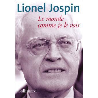 JOSPIN TÉLÉCHARGER LIONEL RACONTE