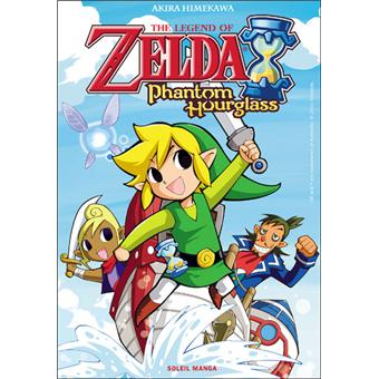 The legend of zelda tome 10 zelda akira himekawa for Achat maison zelda