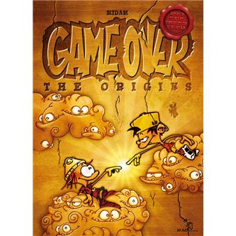 Game Over Tome Hors Serie Game Over The Origins