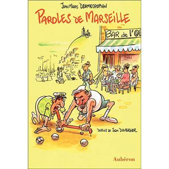 Paroles de Marseille