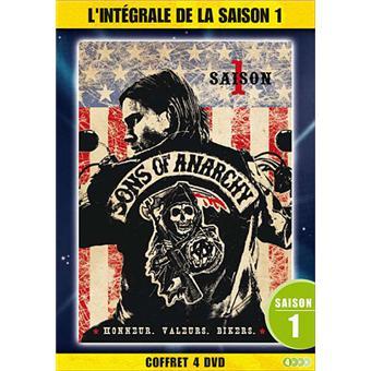 Sons of AnarchySons of Anarchy - Coffret intégral de la Saison 1 - Edition 2011