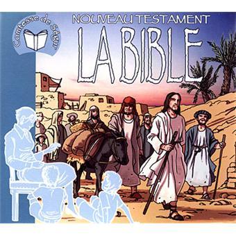 Bible nouveau testament