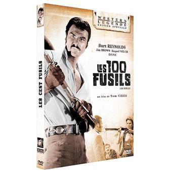 Les Cent fusils DVD