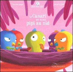 Mamie Poule RaconteMamie Poule raconte - Le Canari qui faisait pipi au nid