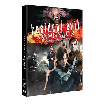 Resident EvilResident Evil : Damnation - Blu-Ray