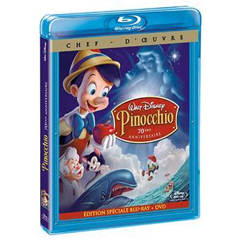 Pinocchio Bluray Box