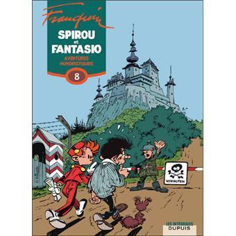 Spirou et FantasioAventures humoristiques