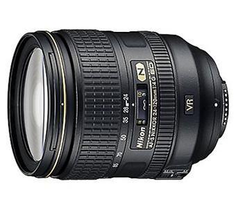 Nikon Nikkor AF-S zoomlens - 24 mm - 120 mm