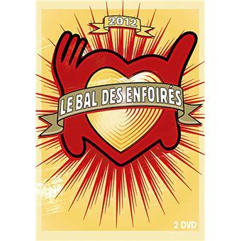 LE BAL DES ENFOIRES 2012/DVD