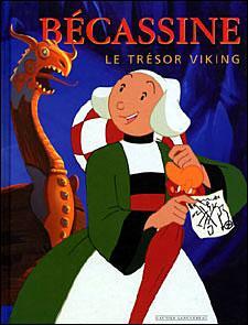 becassine le tresor viking