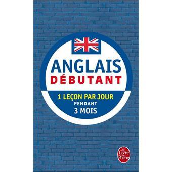 Anglais Debutant Nouvelle Edition Livre Seul