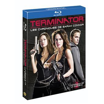 Terminator : The Sarah Connor ChroniclesTerminator : The Sarah Connor Chronicles - Coffret intégral de la Saison 2 - Blu-Ray
